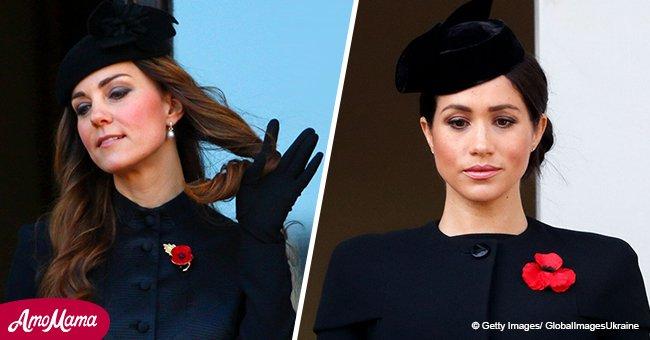 """Meghan Markle """"no fue invitada"""" al cumpleaños número 37 de Kate Middleton, según informes"""