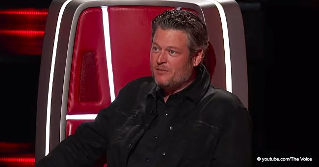 Blake Shelton Mocked for Not Recognizing Gwen Stefani's Song at a 'Voice' Audition