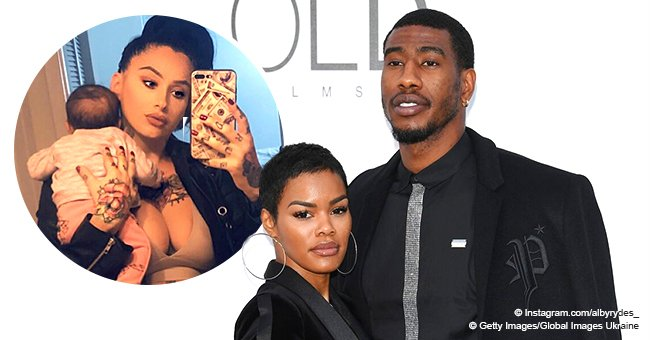 'This ain't his baby,' Woman accused of having Iman Shumpert's child breaks her silence