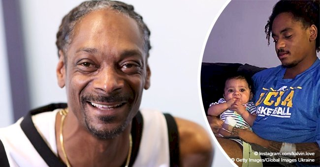Snoop Dogg's granddaughter is growing fast & enjoys time with her dad in recent posts