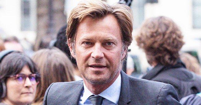 Le présentateur Laurent Delahousse. l Source : Getty Images
