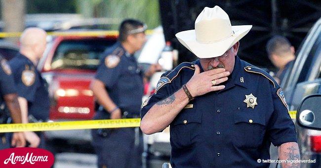 Inmigrante que rescató a dos policías de las llamas murió 17 días después