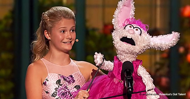 Beloved Darci Lynne blew judges away with powerful opera performance in her epic return to AGT