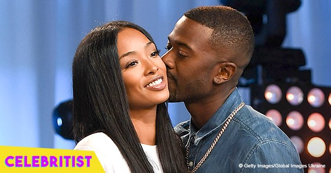 Ray J melts hearts hugging 3-month-old daughter who flashes a big smile in adorable pic