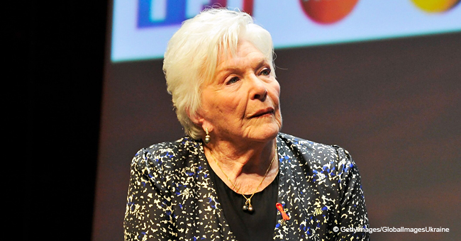 Line Renaud, 90 ans, hospitalisée, regrette de ne pas avoir enfanté