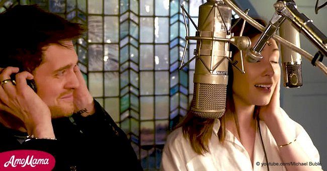 Michael Bublé's Duet with His 'Voice Crush' Loren Allred Sounds Breathtaking