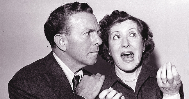 George Burns and Gracie Allen's Beautiful Love Story That Lasted 38 Years until Her Death in 1964