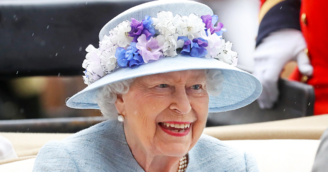 Queen Elizabeth Caught Laughing on Camera after Seeing a Surprise Trick at the Royal Ascot