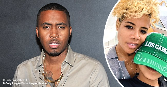 Nas claims ex-wife Kelis violated custody agreement after taking their son to Colombia