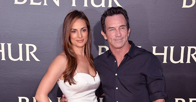 Jeff Probst and His Wife Lisa Ann Russell Have Been Married for 8 Years and Have a Blended Family