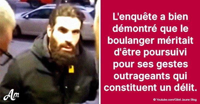 Le boulanger qui n'a pas laissé le policier entrer dans son magasin a été condamné à 70 heures de travaux d'intérêt général