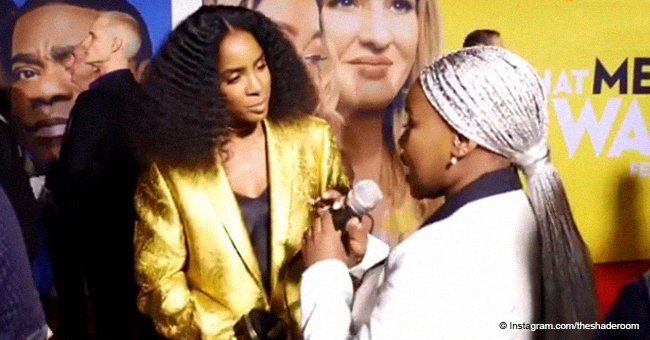 Kelly Rowland speaks up on the possibility of having a 'Destiny's Child' reunion