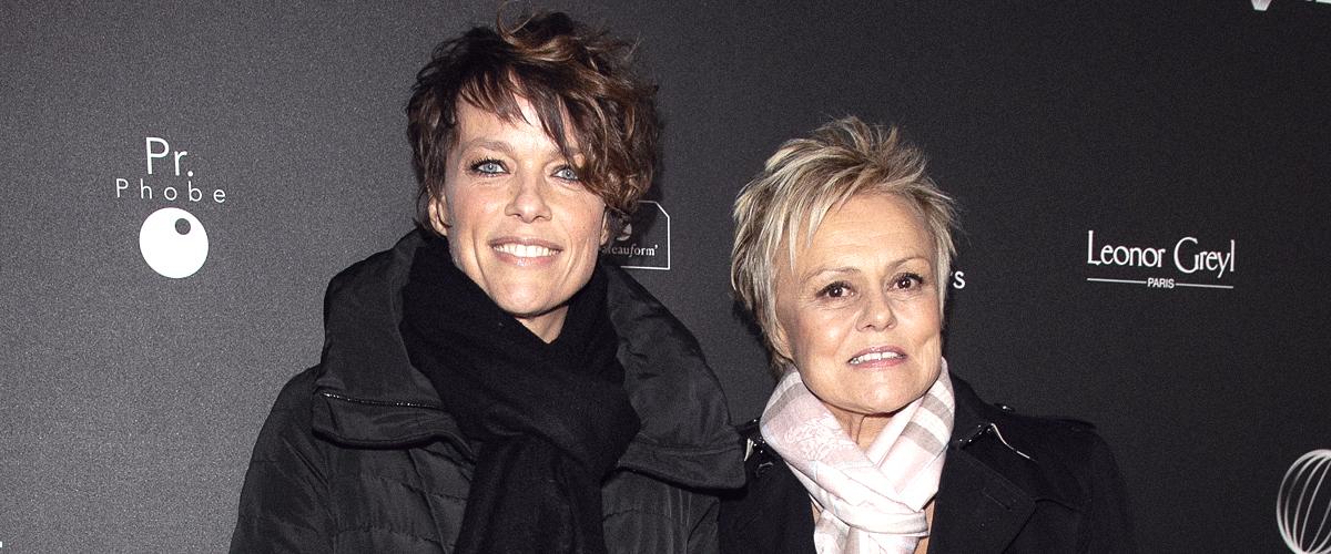 Qui est Anne Le Nen, la compagne de Muriel Robin, jamais vue avec une femme auparavant