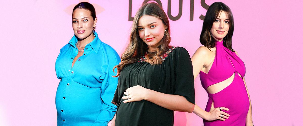 Carnet rose : 9 célébrités qui attendent un bébé en 2019