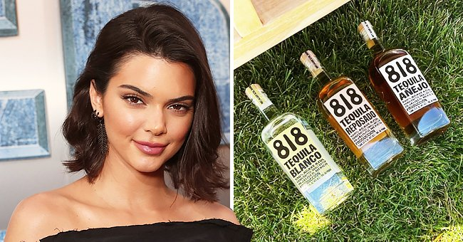 Elle Magazine: Behind the scenes of Kendall Jenner's 818 Tequila Launch Party