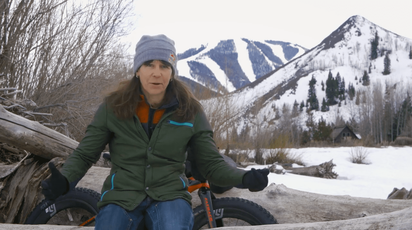 Rebecca Rusch AKA 'Queen of Pain' Embarks on Challenging Expedition across Iceland