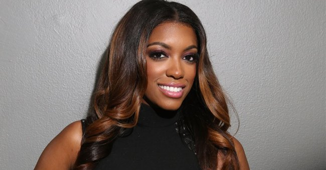 RHOA Star Porsha Williams Shows Adorable Daughter Pilar Smiling in a Colorful Outfit