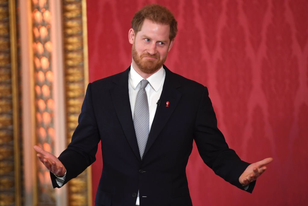 Le prince Harry. | Photo: Getty Images