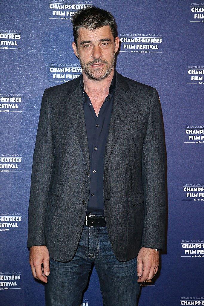 Thierry Neuvic au festival du film des Champs-Élysées, en juin 2016 à Paris. | Photo : Getty Images