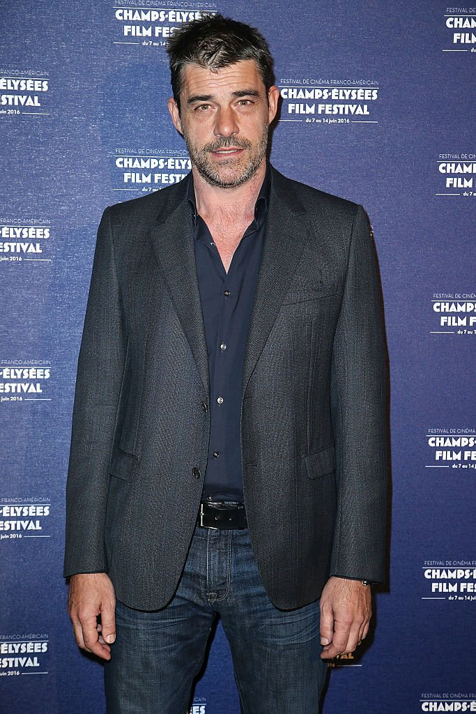 Thierry Neuvic au festival du film des Champs-Élysées, en juin 2016 à Paris. | Photo : Getty Images