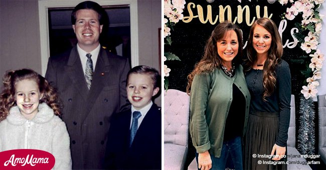 The Duggars share adorable childhood photos of twins John and Jana on their 29th birthday