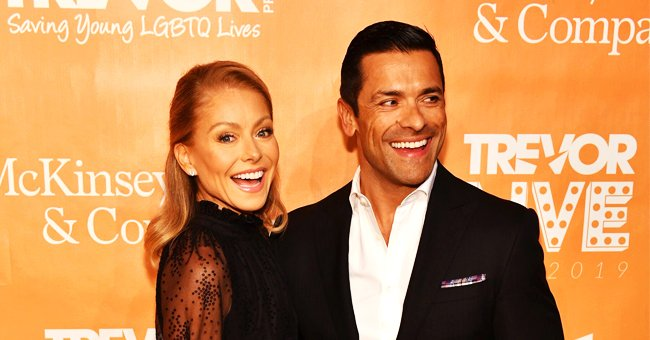 Kelly Ripa Jokes She & Husband Mark Consuelos Will Be Baring It All around the House Once the Kids Move Out