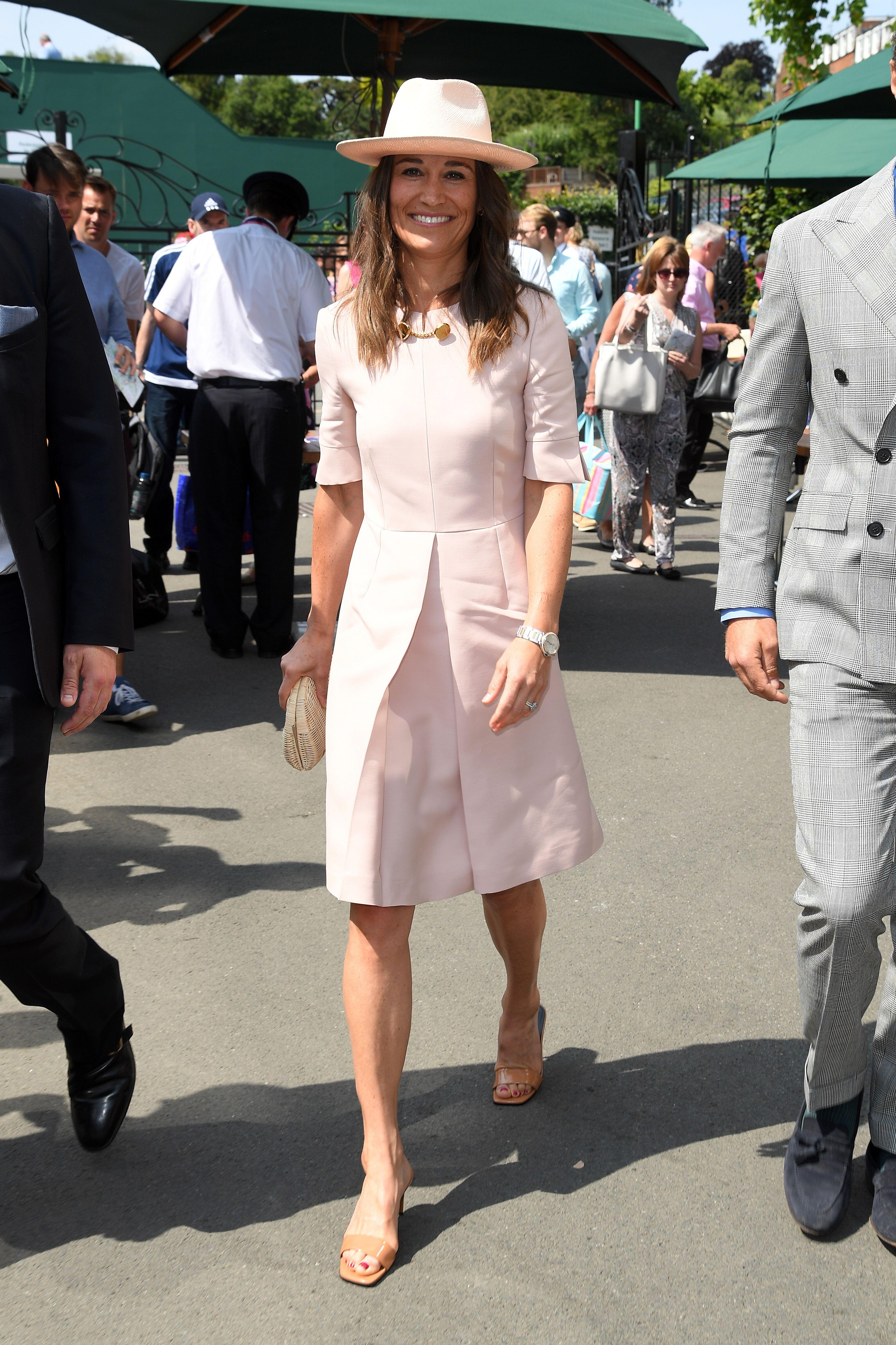 Pippa Middleton, la petite sœur de Kate. l Source : Getty Images