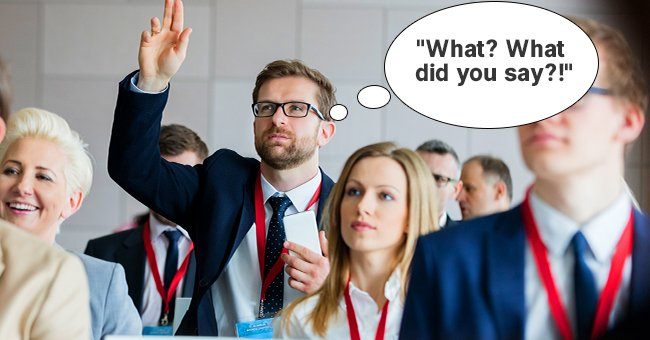 Daily Joke: Concerned Man Asked an Ecologist a Question at a Conference