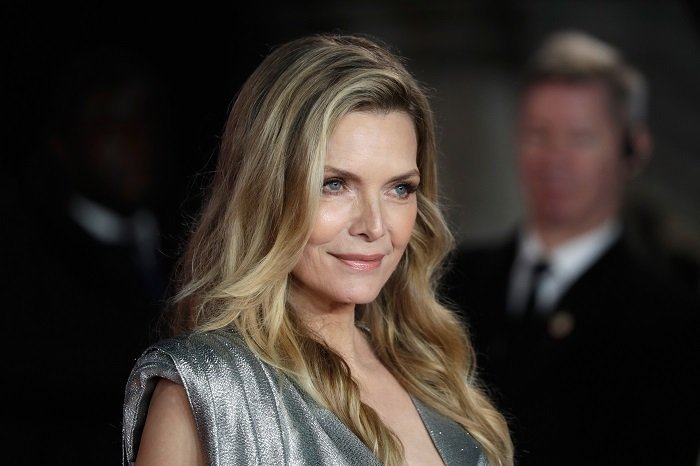 Michelle Pfeiffer at the 'Murder On The Orient Express' premiere in London on November 2, 2017 I Image: Getty Images
