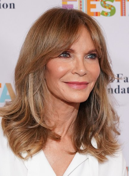 Jaclyn Smith attends the Farrah Fawcett Foundation's Tex-Mex Fiesta at Wallis Annenberg Center for the Performing Arts on September 06, 2019 in Beverly Hills, California | Photo: Getty Images