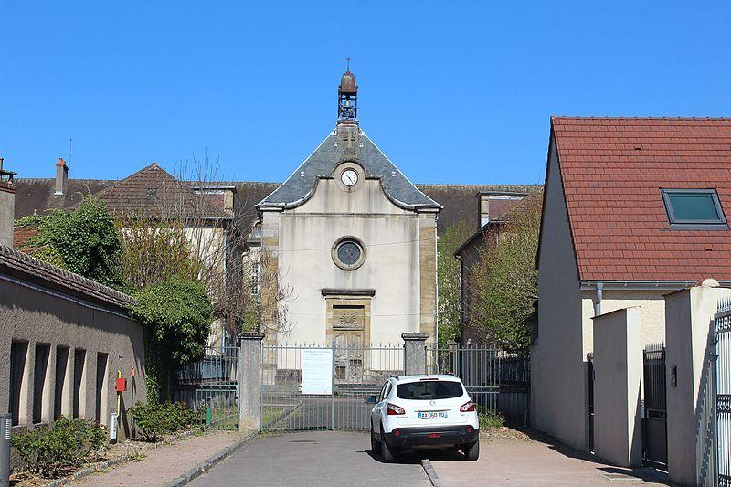 Hôpital à Autun | Source: Wikipedia