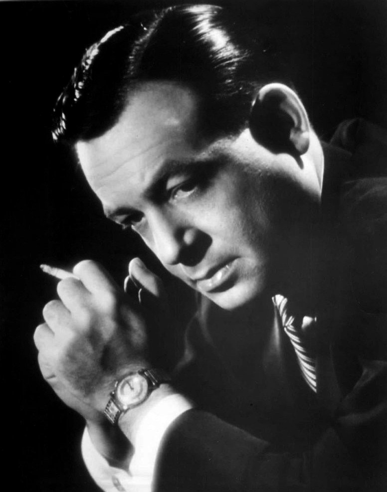 """Tom Bosley in the 1960 television program """"The Right Man"""" 