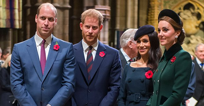 Prince Harry Marks Remembrance Day in LA after Palace Refuses to Lay Wreaths on His Behalf