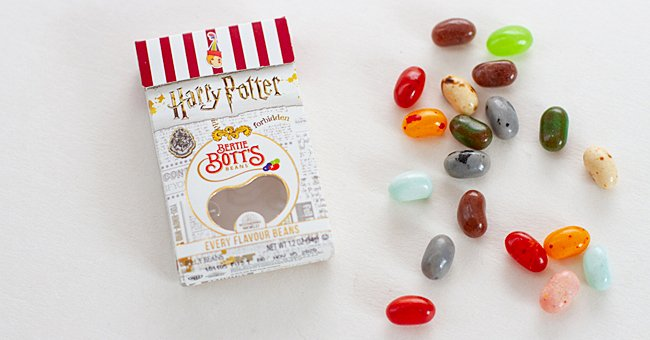 A photo of Bertie Bott's Every Flavour beans from Harry Potter. | Photo: Shutterstock