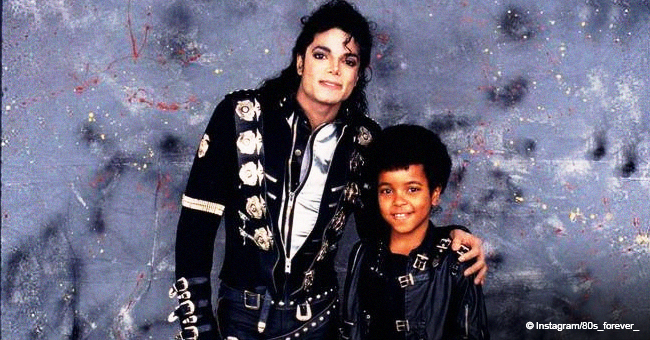 Remember Zeke in Michael Jackson's 'Moonwalker' Film? He Is Now an Adult & Looks Unrecognizable