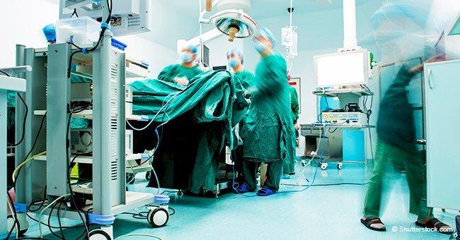 Médicos en sala de operaciones. Fuente: Shutterstock