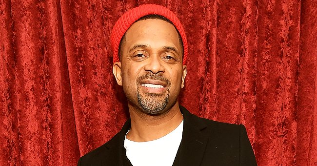 Mike Epps Celebrates Daughter Indiana's 1st B-Day With Cute Snaps of Her in a Polka-Dot Onesie