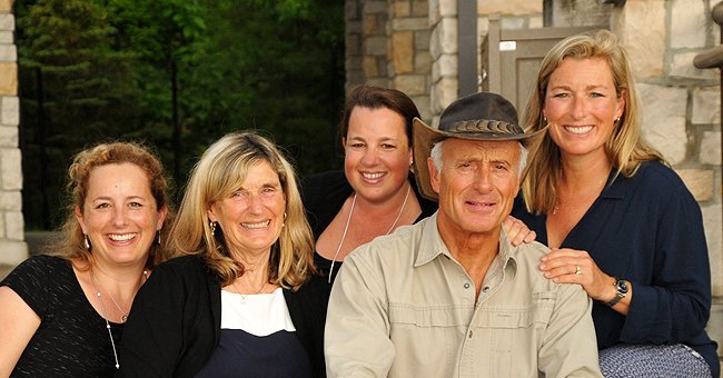 Animal Expert Jack Hanna Is a Doting Father to Three Daughters — Meet His Beloved Family