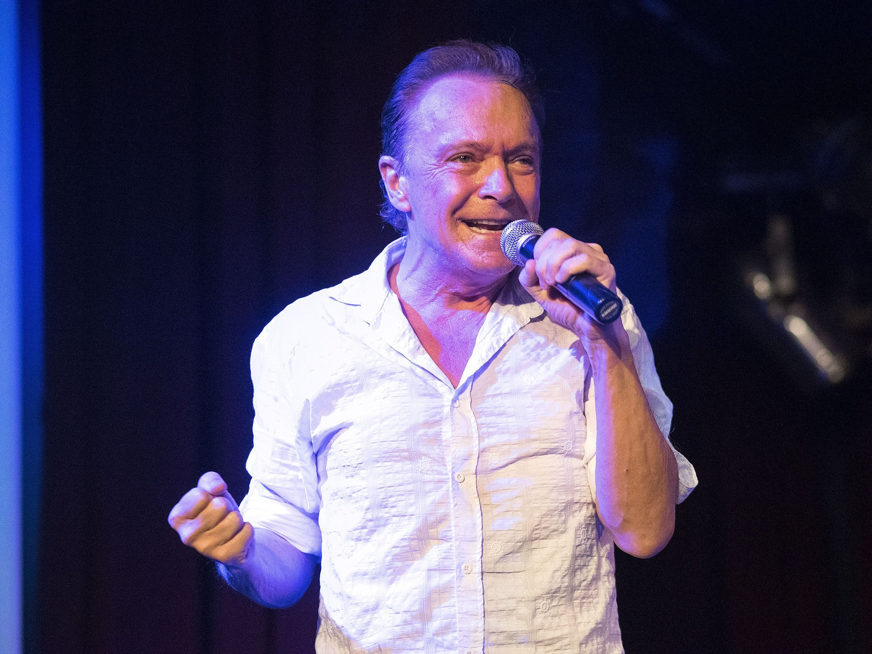 Musician David Cassidy performs at BB King on January 10, 2015 | Photo: Getty Images