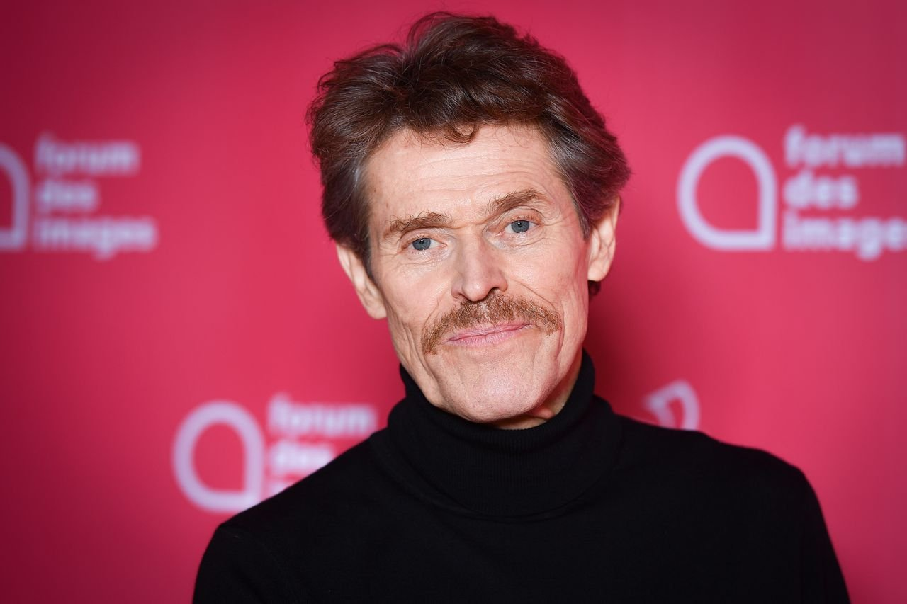 """Willem Dafoe at the """"Light Sleeper"""" Screening at Forum Des Images on January 09, 2020 in Paris, France 