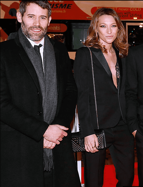 "Jalil Lespert, Laura Smet, Pierre Niney assistent à l'avant-première du film ""Yves Saint Laurent"" au cinéma UGC Normandie le 19 décembre 2013 à Paris, France. 