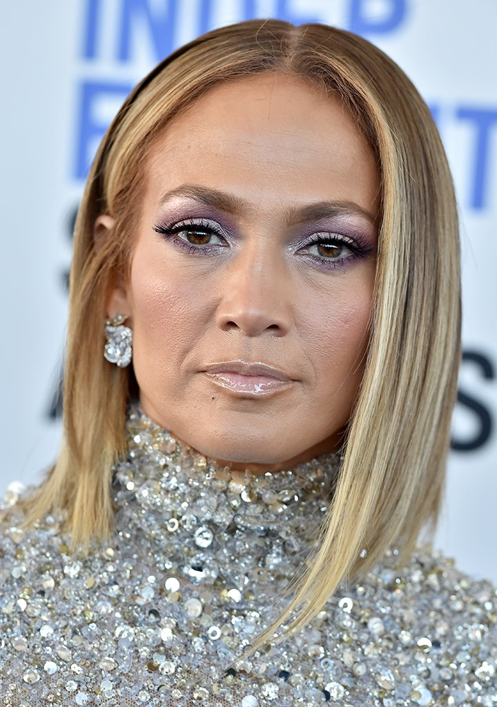 Jennifer Lopez attending the 2020 Film Independent Spirit Awards in Santa Monica, California, in February 2020. I Image: Getty Images.