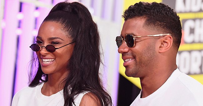 See This Heartwarming Picture of Ciara and Russell Wilson's Newborn Son Win