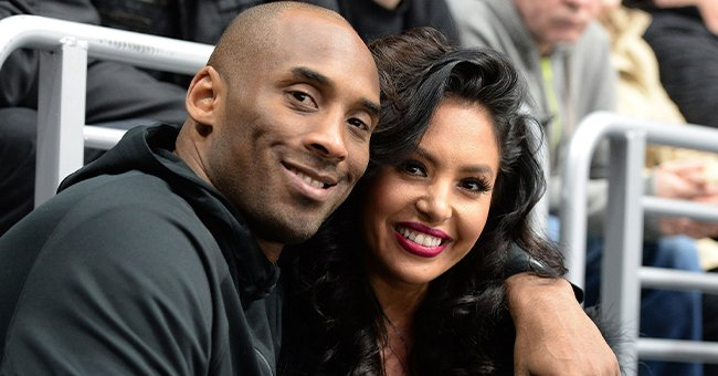 Vanessa Bryant Shares a Sweet Snap Of Her Late Husband Kobe on Their 20th Wedding Anniversary