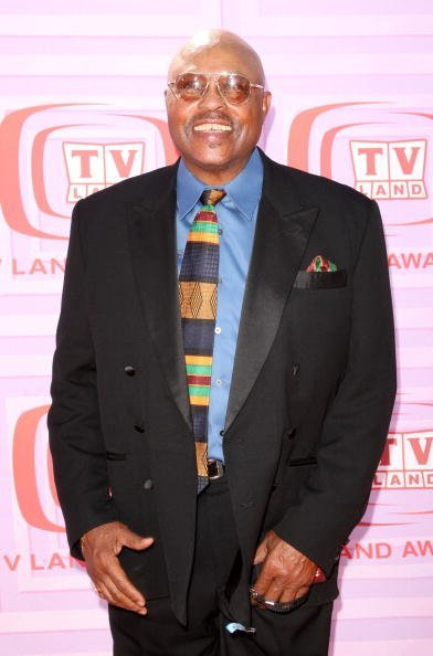 Roger E. Mosley arrives at the 7th Annual TV Land Awards held at Gibson Amphitheatre on April 19, 2009, in Universal City, California. | Source: Getty Images.