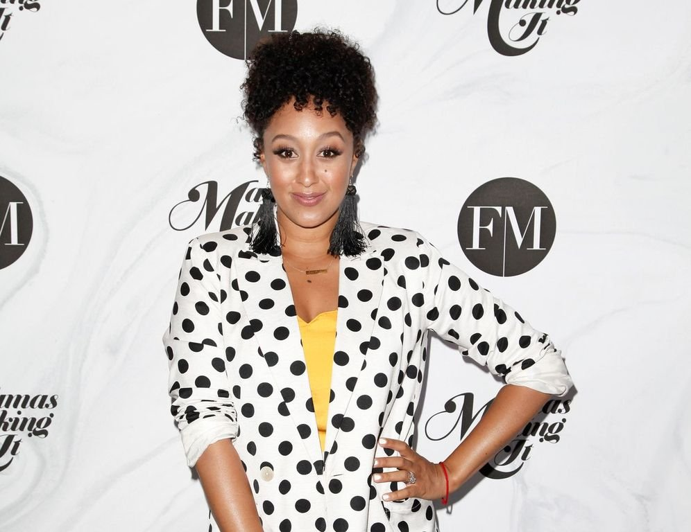 Tamera Mowry attends the 2018 Mamas Making It Summit at The Line Hotel on June 3, 2018 in Los Angeles, California. | Source: Getty Images