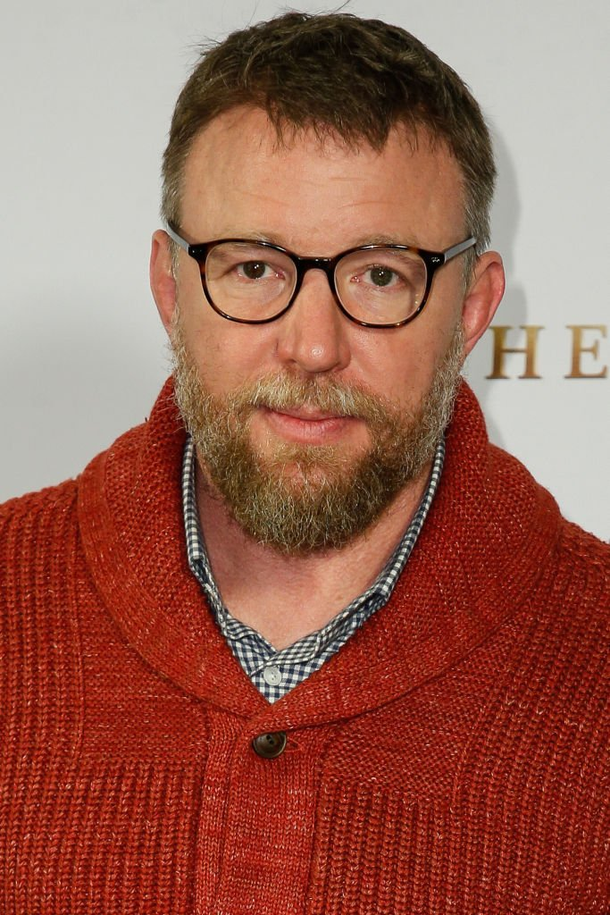 """Guy Ritchie comes to the photocall of the movie """"The Gentlemen"""" at the cinema Zoo Palast on 11 February 2020   Photo: Getty Images"""