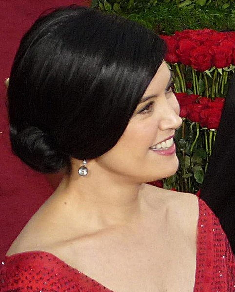 """Actress Phoebe Cates (""""Gremlins"""") at the 81st Annual Academy Awards on 22 February 2009 