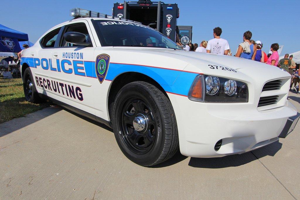 Patrulla de policía. | Imagen: Flickr