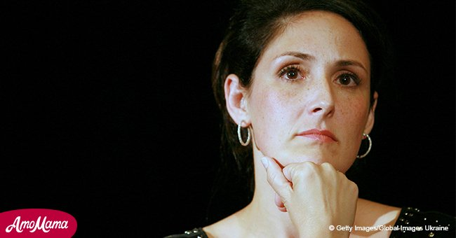 Former talk show host Ricki Lake gets candid about her ex-husband's suicide